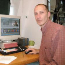 LIGHTS, CAMERA, ACTION: Kiwi  film-maker Paul Oremland.